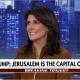 Nikki Haley on Trumps Decision on Jerusalem
