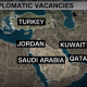 State dept - diplomatic vacancies