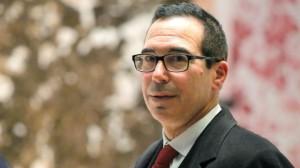 Steve Mnuchin-Treasury