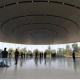 Apple's Cupertino HQs