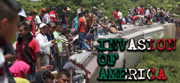 Illegal Immigration: It's Where We Save or Lose the Country  1/10/18