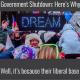 Schumer Shutdown 2018