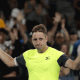 Tennys Sandgren defeats Theim at Australian Opne 2018