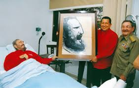 Chavez & the Castro brothers