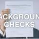 Guns - Background checks