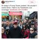 Trump protest tweet by Michael Moore