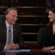 Bari Weiss with Maher