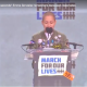 Emma Gonzalez speaking at march for our lives