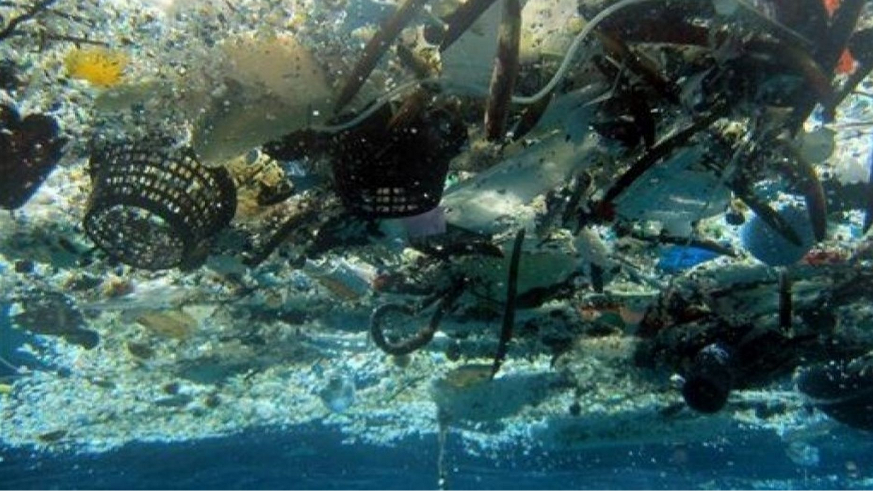 Great Pacific Garbage Patch, floating 'island' of trash in ocean, is now twice the size of Texas  3/23/18