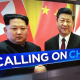 Kom Jong UN & Xi Jinping