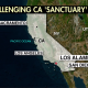Sanctuary cities-California