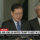 SoKo Security advisor annoucing Jong Un's invitation-CNN
