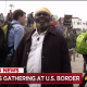 Immigration-migrants caravan at Tijuana