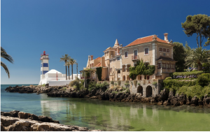 Cascais Portugal- King Luis 1 summer retrreat