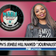 Jemele Hill named journalist of the year