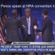 Trump Pence speak at NRA convention in Dallas