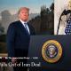 Trump preparing to make Iran annoucncement