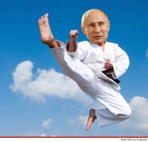 Big Green Russian Collusion  5/14/18