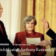 Justice Kennedy swearing in in 1988