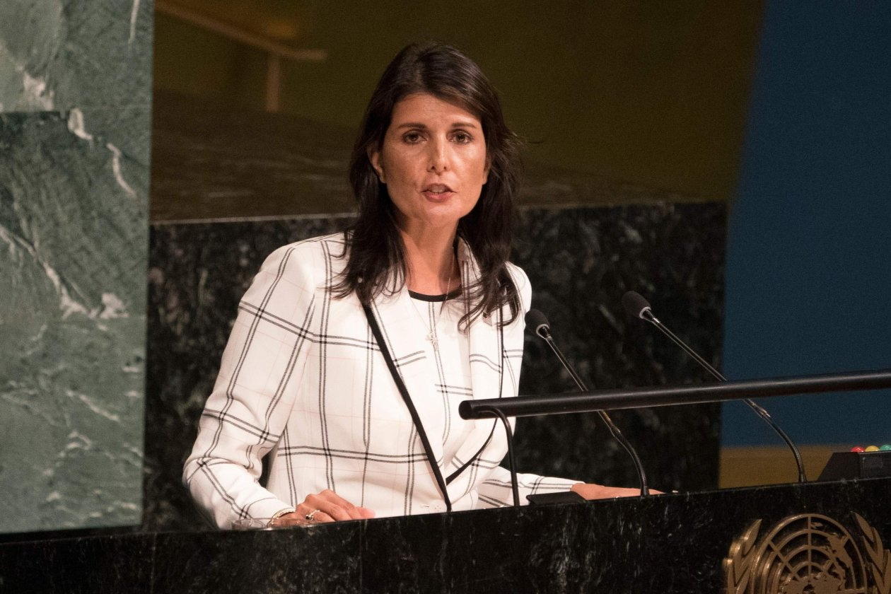U.S. Withdrawing From U.N. Human Rights Council  6/19/18
