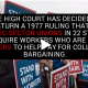 SCOTUS union fees decision