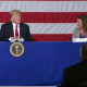 Trump at business roundatable June 20