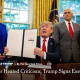Trump signs EO for immigrant families with Kirstjen Neilsen