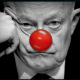 Clapper with Red Nose
