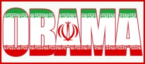 Obama Iran Islamic imagery
