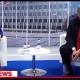 Trump & Merkel at NATO 071118
