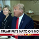 Trump addressing NATO members 071118