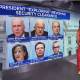 Trump threatens security clearances for ex officials-MSNBC