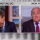 Chuck Todd laughing & Rudy