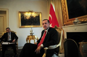 Erdogan 2008 - Turkey PM