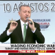 Erdogan speaking on new tariffs