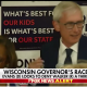 Tony Evers -Wisconsin