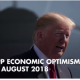 Trump-Economic Optimism poll