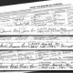 Evidence of a name  signed multiple times  on a Wisconsin petition  to recall Governor Scott  Walker.  The name on  the petition is that of a  person who claims he  never signed it at all.