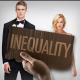Divorce rate down= inequality