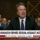 Kavanaugh on defense