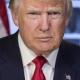 Trump closeup