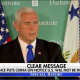 China-Pence sends clear message