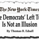 Edsall - NYT -  Dems left turn