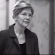 Elizabeth Warren B&W