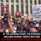Kavanaugh protestors 5- at supreme court