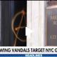 Vandals target NYC GOP office