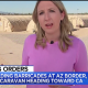 Caravan - military at border