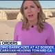 Caravan - military at border