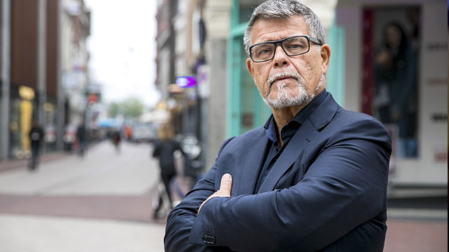 Dutchman Demonstrates the Absurdity of Transgenderism  11/10/18