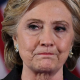 HIllary with scrunch face